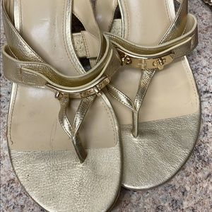 coach shoes size 8.5 sandals